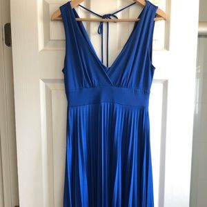 Royal Blue Formal Dress by Eyeshadow Size M
